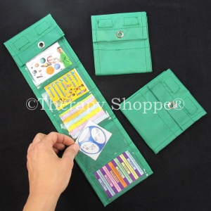 Portable Visual Schedule Pocket Charts