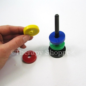 Magnetic Fidget Disks