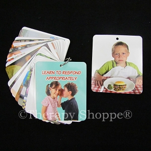 Learn to Respond Appropriately Cards