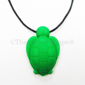 Chewy Turtle Necklaces