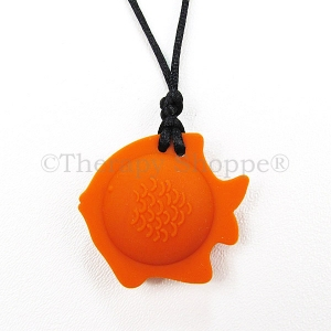 Goldfish Chewy Necklaces