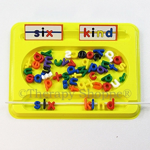 Fine Motor Stringing Sight Words Kit