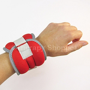 Soft 1 lb. Wrist Weights