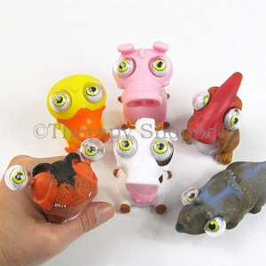 Mini Eye-Poppin Monsters and Jiggily Poppin Animals