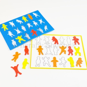 Pre-Writing Skills Kids Puzzle