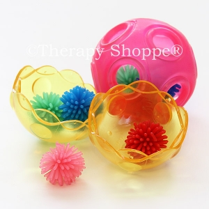 Pink Double Play Xa Xa Fidget Ball