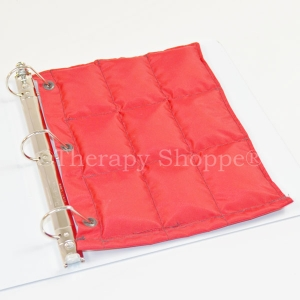 Weighted 3-Ring Notebook Inserts
