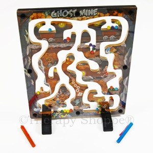 Ghost Mine Vertical Magnetic Maze Game