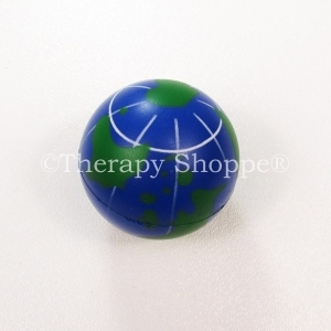 Super Sale Earth Squeeze Ball 4-pk