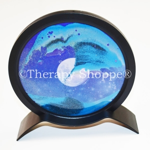 Soothing Starry Night Sand Window