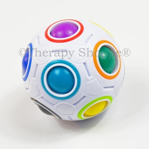 Magic Snap and Push Puzzle Ball