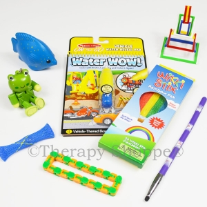 Travel Toys Kit