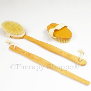 2-in-1 Wooden Sensory Brush