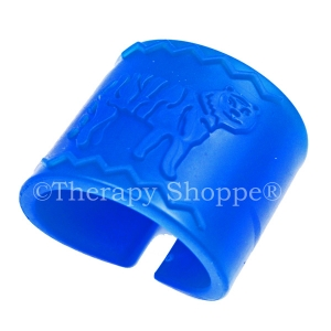 Tiger Chewy Cuff Bracelet