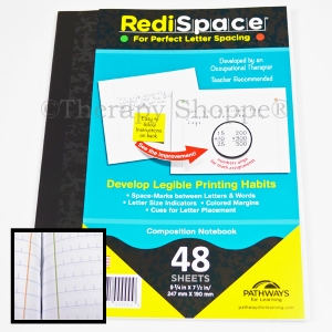 Redispace Composition Notebook