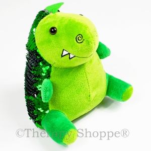 Dino Dinosaur Weighted Sequin Pet