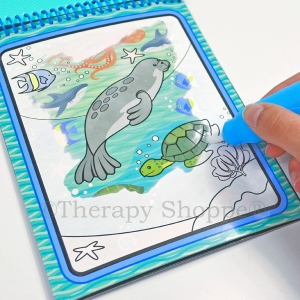 Super Sale Water Wow Coloring Book