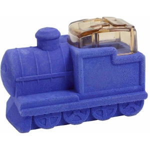 Super Sale Train Pencil Sharpener and Eraser Combo