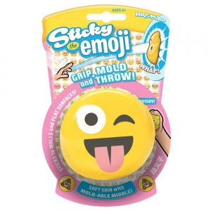 Super Sale Emoji Sticky Ball