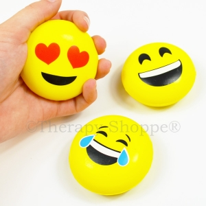 Super Sale Funny Faces Emoji Fidget Balls