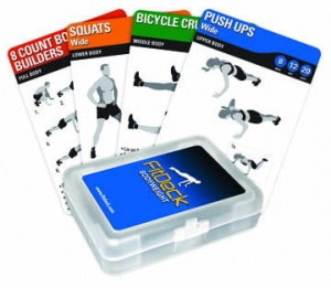 Super Sale Fitdeck Exercise Playing Cards