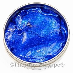 Deep Sapphire Blue Thinking Putty