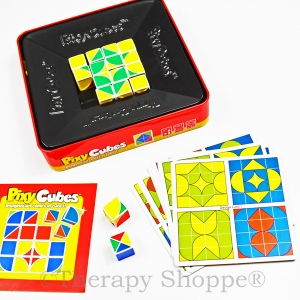 Pixy Cubes Visual Motor Play Set