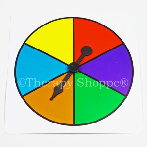 6-Color Activity Spinners