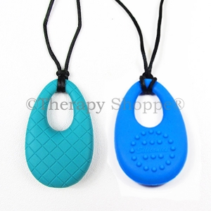 Oval Chewy Necklaces