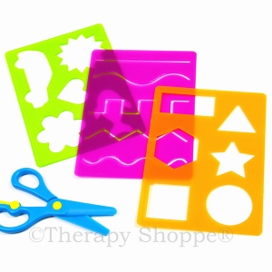 Early Learners Tracing & Cutting Skills Set