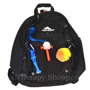 Fidget Backpack