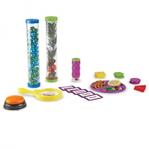 Super Sale Five Senses Activity Set