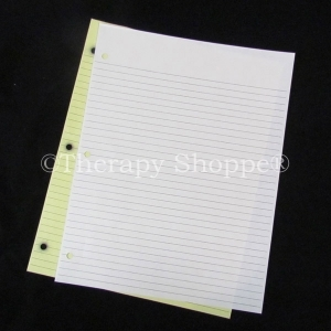 Super Sale Narrow Rules NCR Paper