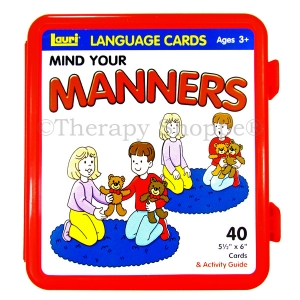 Manners Cards