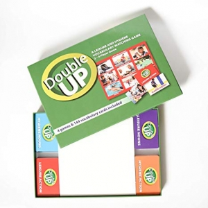 Super Sale Double Up Vocabulary Matching Game
