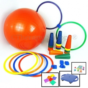 All New Favorite Gross Motor Tools Therapy Kit