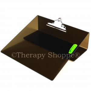 Super Sale Black Desktop Writing Slantboard (with a free pencil holder)