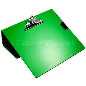Super Sale Green Desktop Writing Slantboard (with a free pencil holder)