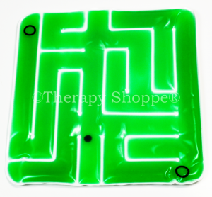 Sensory Gel Maze