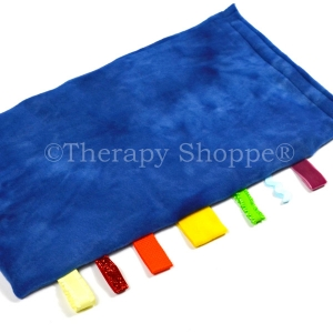 Super Sale Fiddle Ribbons Weighted Lap Pads™ Cover