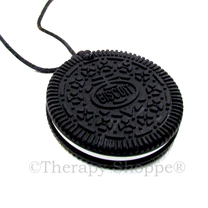 Chewable Cookie Necklace