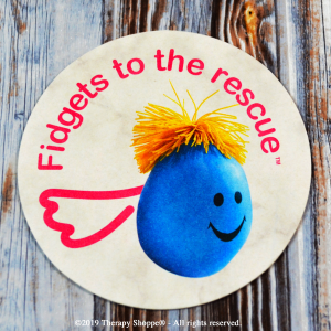 Fidgets to the Rescue Coaster