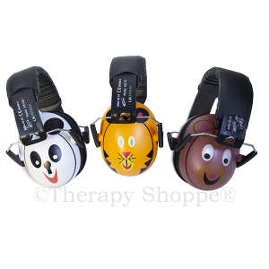 Junior Animal Earmuffs