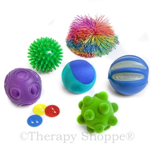 Super Sensory Balls Sampler Kit™