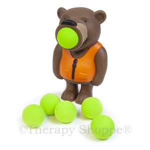 Bear Popper (great for finger strengthening)