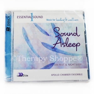 Sound Asleep 2-CD Set