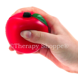Relax Apple Squeeze Ball