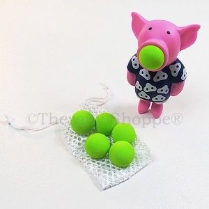 Pig Popper (great for finger strengthening)