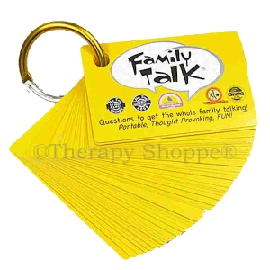 Family Talk Cards