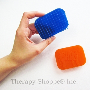 Tiger Sensory Brush Fidgets